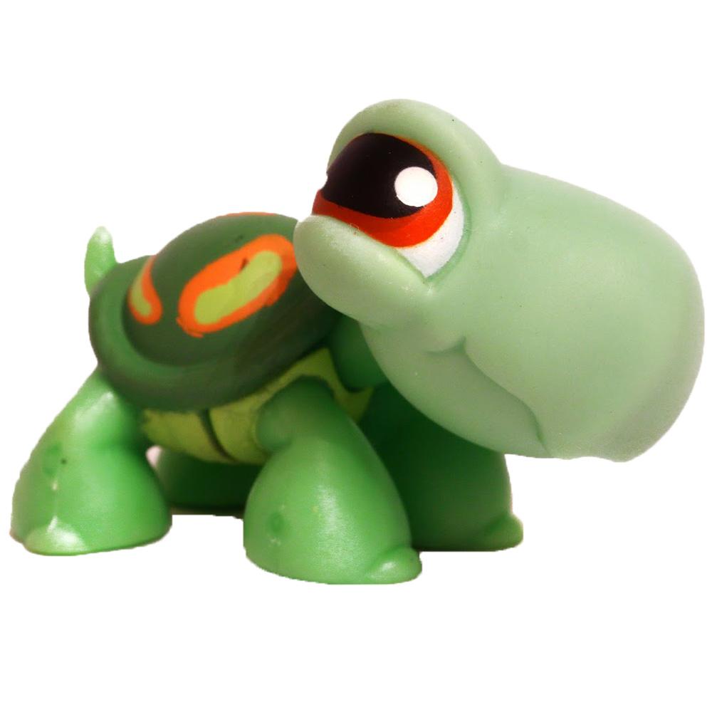 Littlest Pet Shop Pet Pairs Turtle 119 Pet Lps Merch