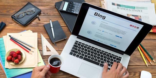 Kegiatan Setelah Posting Artikel di Blog