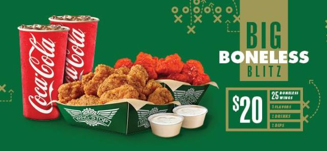 Choose from 6+ hand-picked Wingstop coupon codes to get the highest discount on everything, plus get free shipping, special offers, deals and more.