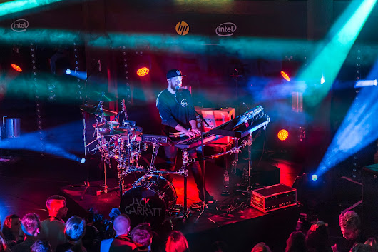 Jack Garratt & AlunaGeorge Exclusive Gig with HP Lounge