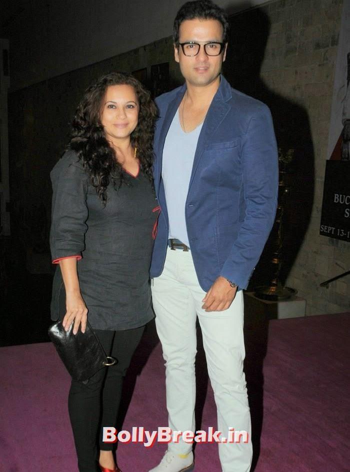 Mansi Joshi, Rohit Roy, 'Three Women' Musical Theatre Premiere Pics