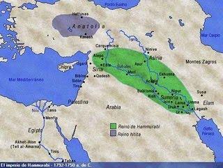 Amoritas: O Primeiro Império Babilônico