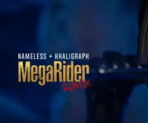 Download Audio | Nameless ft Khaligraph Jones - Megarider Remix