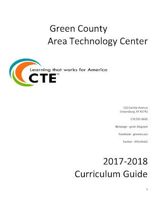 Curriculum Guide 2017-2018