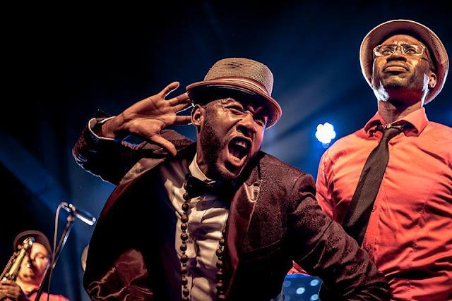 Músico haitiano  Vox Sambou anuncia shows no Brasil