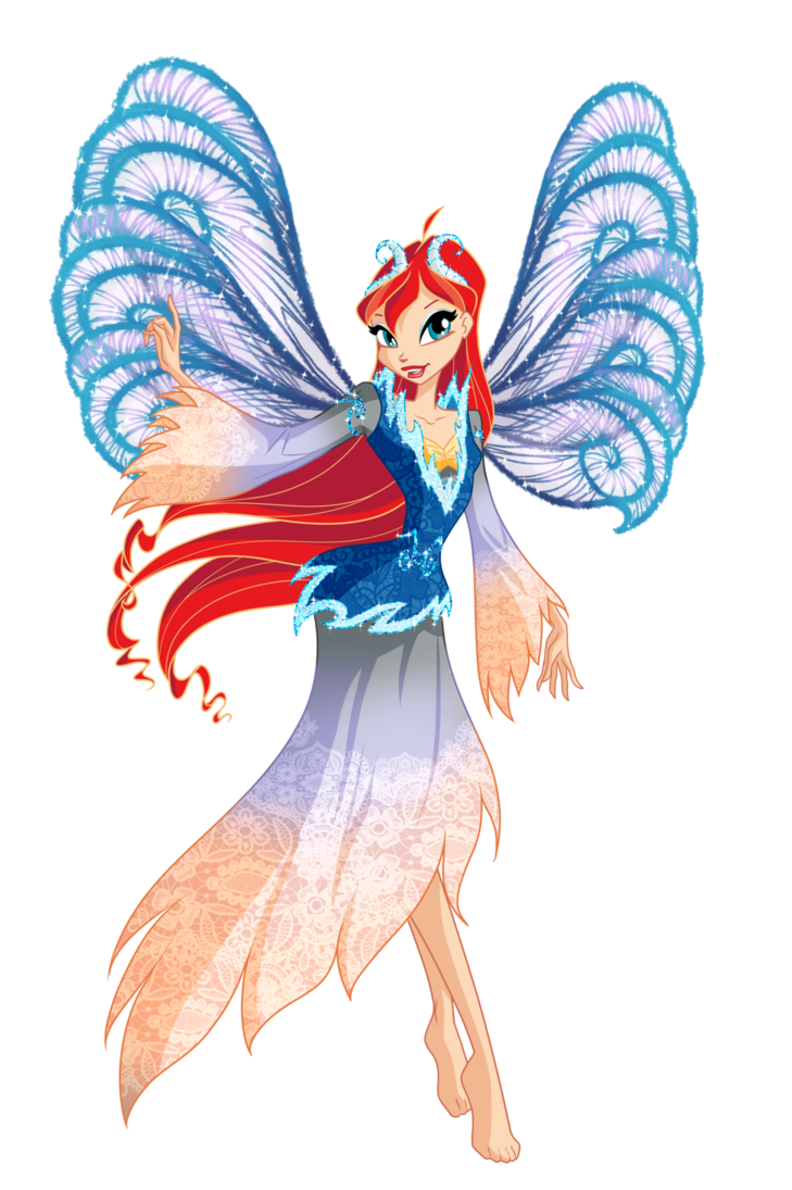 Winx Club Fairies: Winx Tiefix