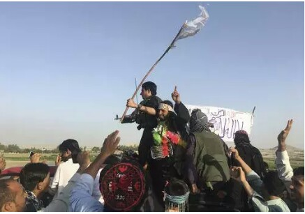 Taliban Clash