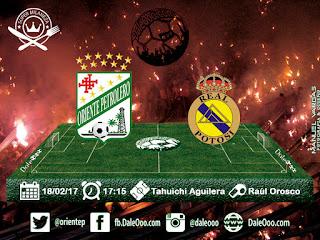 Oriente Petrolero vs Real Potosí 18 de Febrero del 2017 - DaleOoo - Super Milaneza