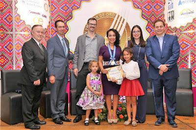 Galardon Tenedor de oro 2018