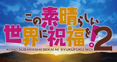 Kono Subarashii Sekai ni Shukufuku wo! 2 Subtitle Indonesia [Batch]