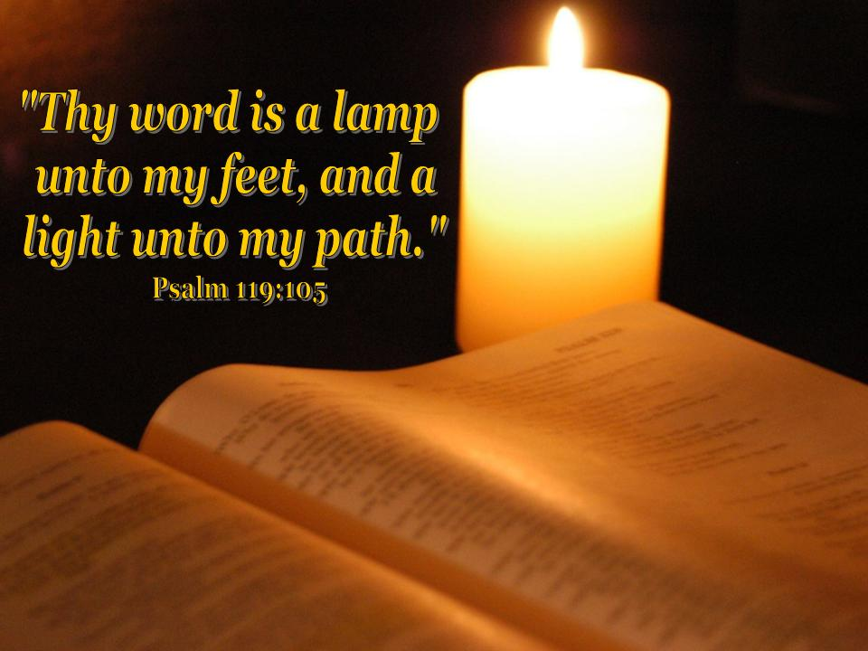 Walking By Faith Reading By Lamplightbedtime Scriptures