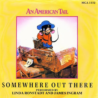 Linda Ronstadt & James Ingram - Somewhere Out There