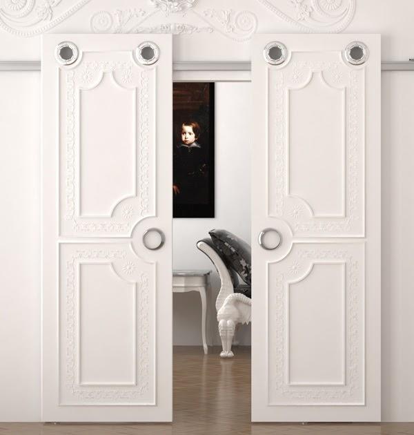 Marzua geometr a perfecta en las manillas de krona - Manillones puertas correderas ...