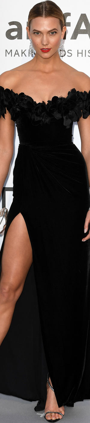 Karlie Kloss 2016 amfAR Gala Cannes