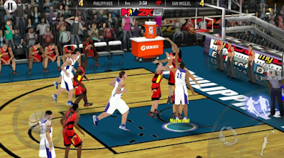 PBA 2k15 premium download for android mod