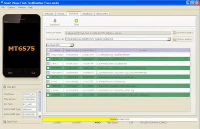 Cara Ampuh Flashing hape Advan Vandroid S4C