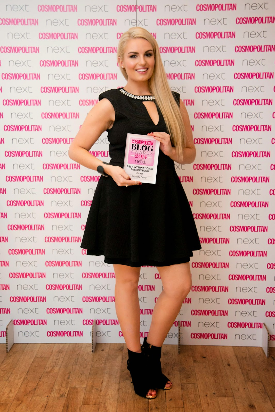 Style Me Curvy Wins Best International Fashion Blog from