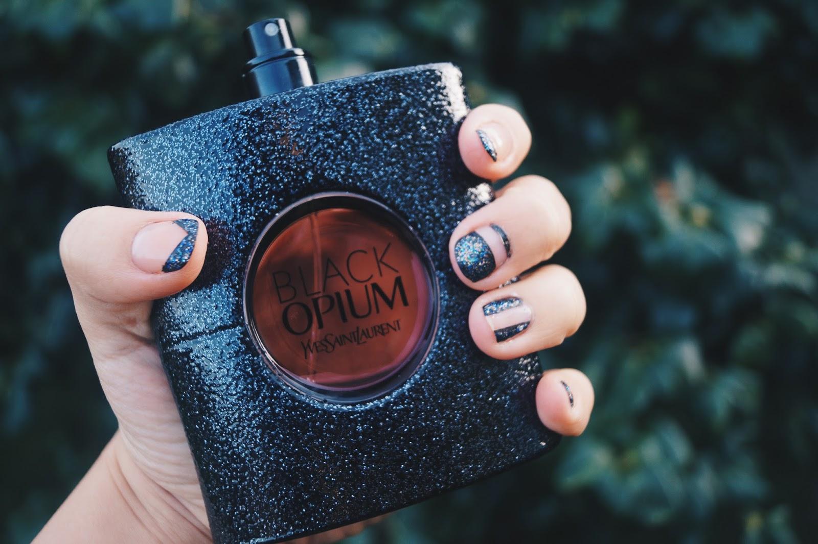 Ana Maddock- Black Opium, YSL Beauty, Yves Saint Laurent Fragrances
