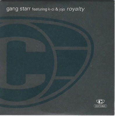 Gang Starr – Royalty (1997) (Promo CDS) (320 kbps)