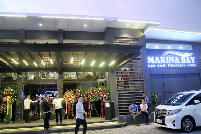 Marina Bay Spa And Lifestyle Club Moa