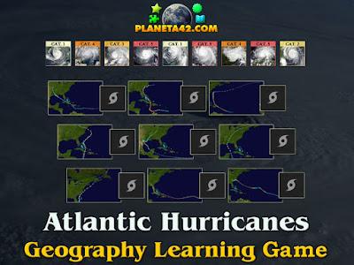 Атлантически Урагани 2010 - 2018