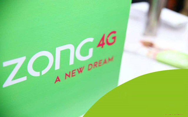 Zong 4G Launches All-in-1 Weekly, Monthly Packages