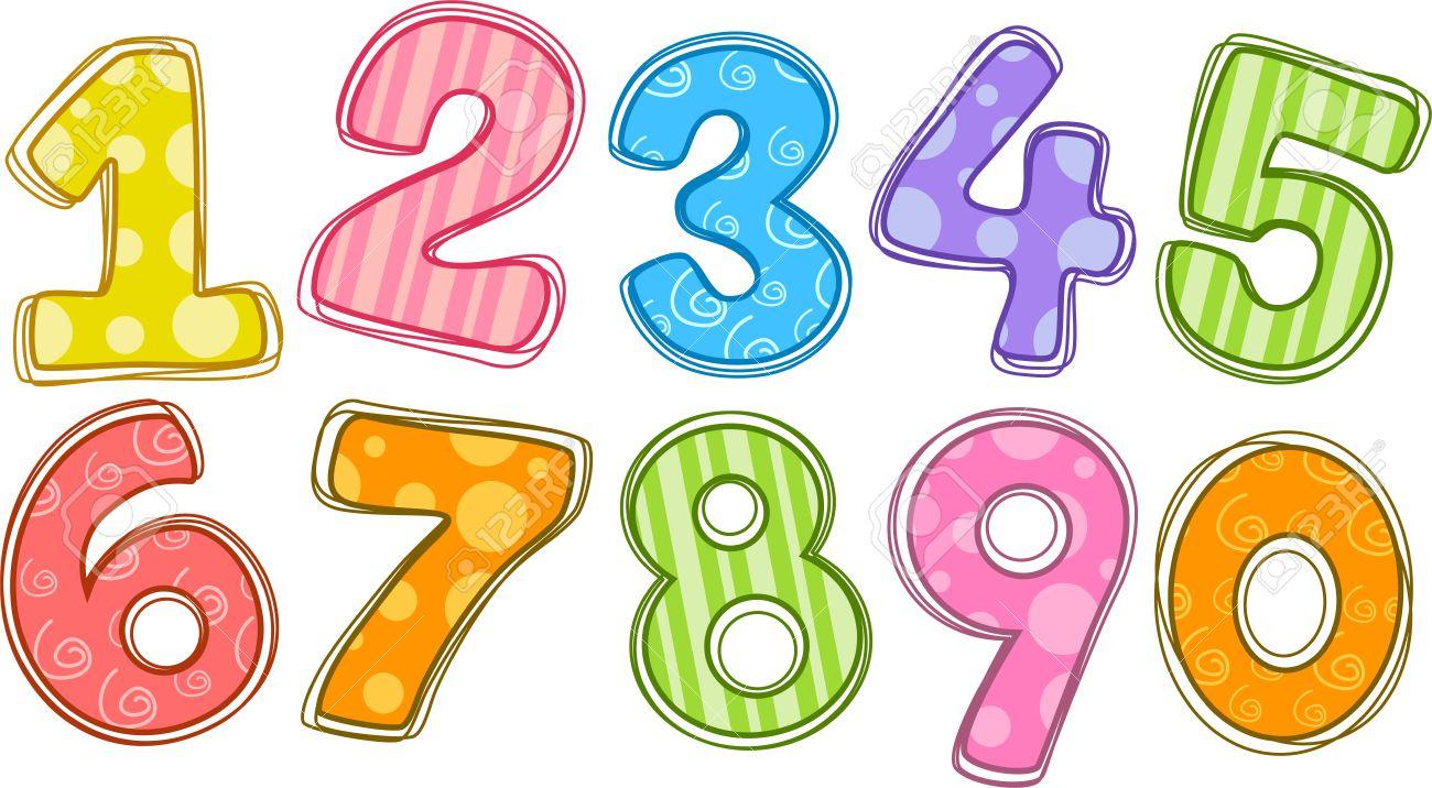 Materi dan Soal Bahasa Inggris 'Numbers' (Angka) Kelas 2 ...