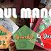 Haul de Compras Manga   Octubre Part II, Noviembre y Diciembre.