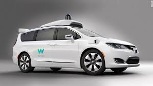 Waymo's self-driving car
