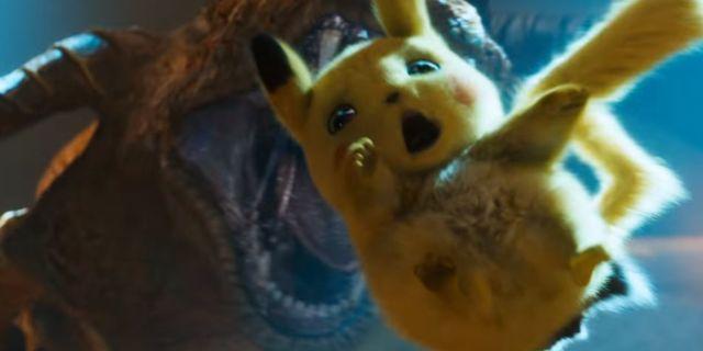 Detective Pikachu revela la sinopsis oficial