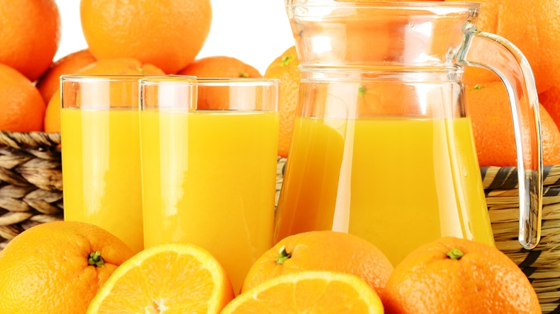 FRUIT JUICE PRODUCTION AND SALES