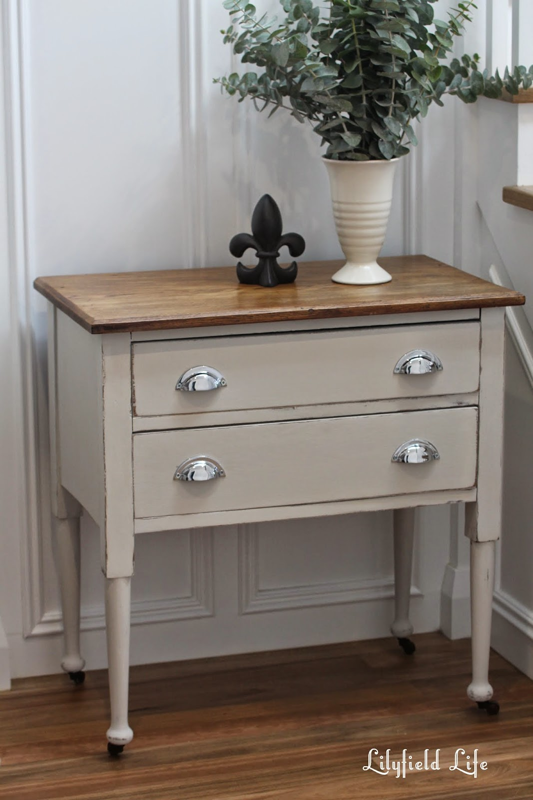Lilyfield Life How To Paint Old Oak Drawers