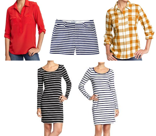 Old navy shopping online