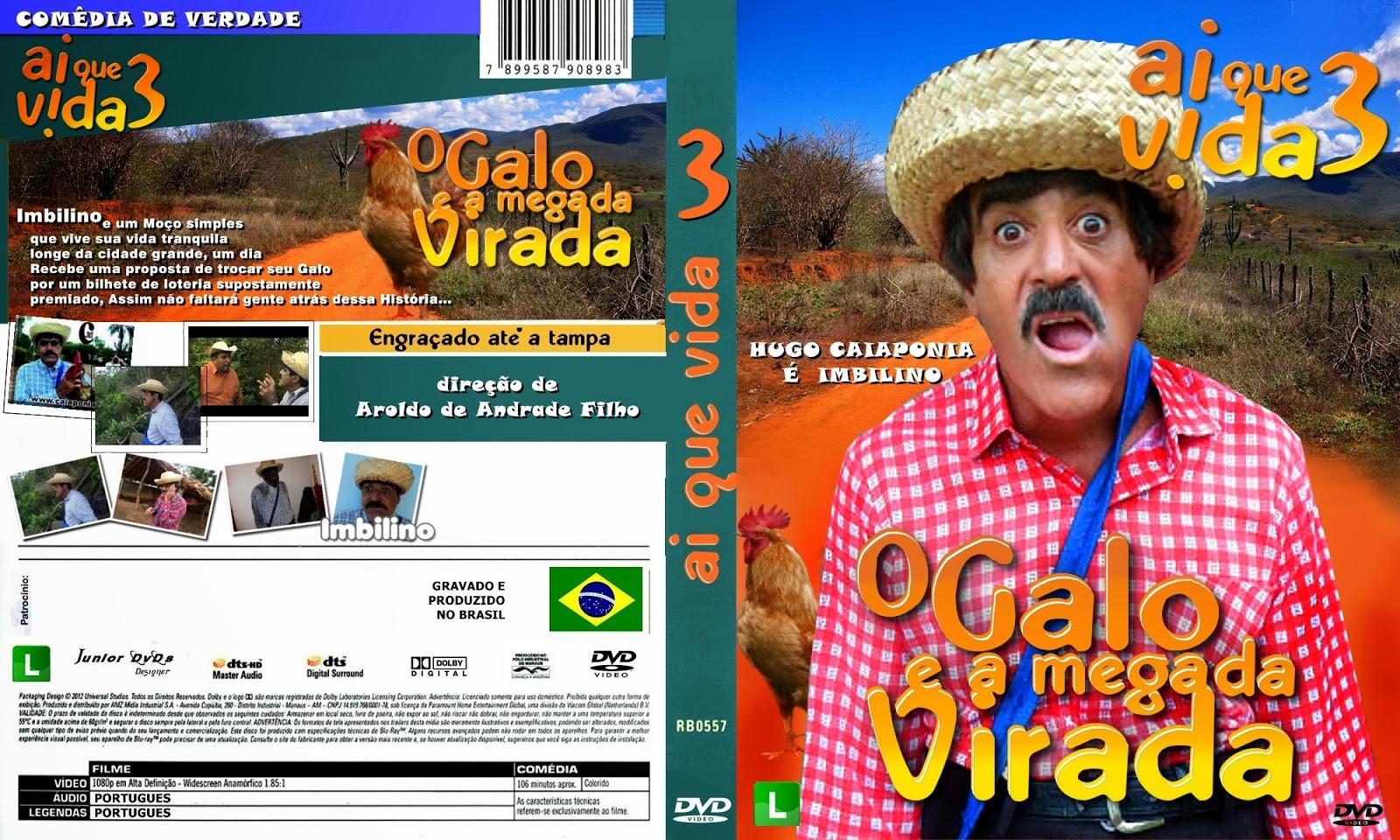 filme ai que vida 6