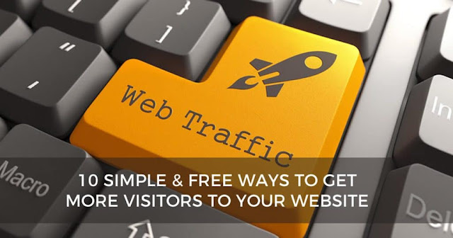 Get More Visitors to Your Own WebSite and Blogs