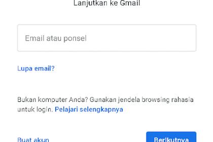 Cara Membuat Banyak Akun Gmail Hanya Dengan 1 Nomor, Terbukti!!!