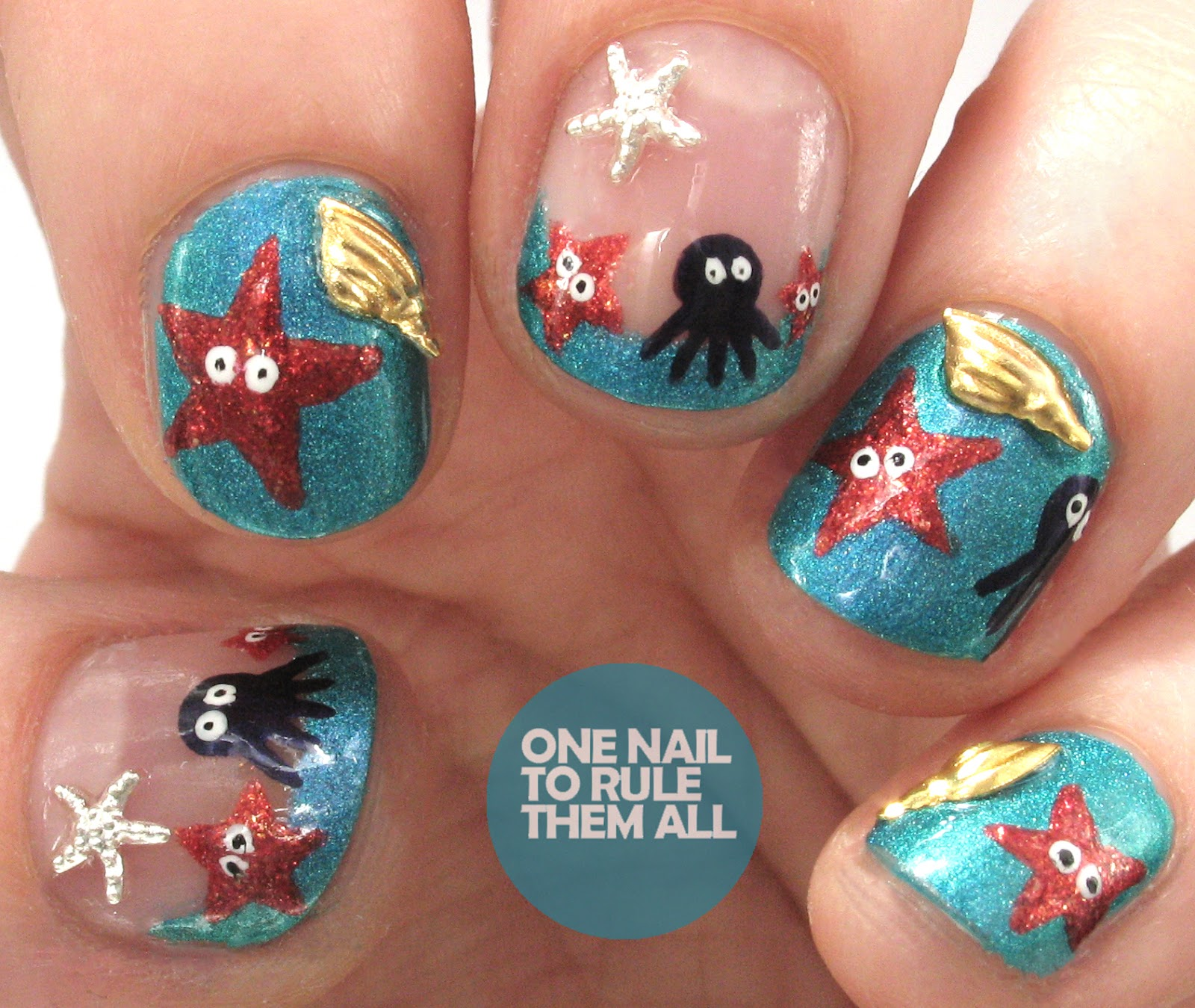 One Nail To Rule Them All: June Splash Meebox Review
