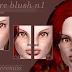 [ts4 conversion] Vampire Blush n1-2 by niobe cremisi