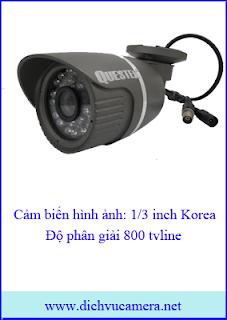 Camera Questek QTXB 2128