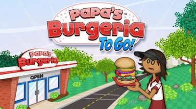 Papa's Burgeria To Go! Apk for Android (paid)