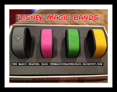 Disney Magic Bands TheMagicChannelBlog