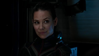 Hollywood Actress HD Photos In Ant Man and the Wasp