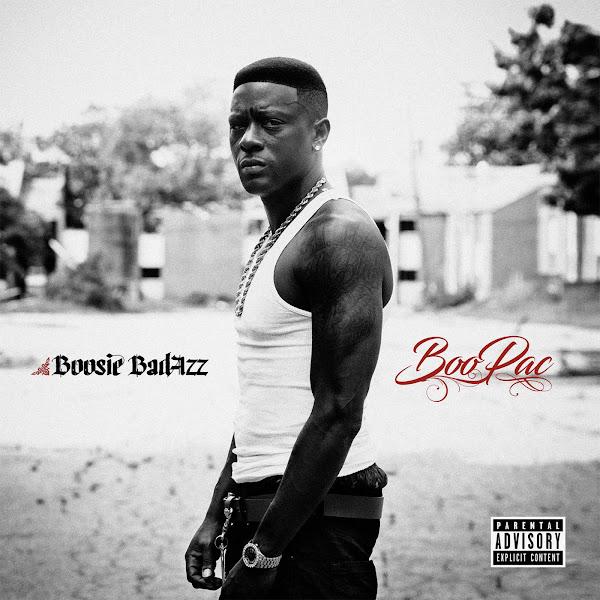 Boosie Badazz - BooPac Cover