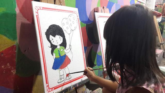 Daya imajinasi dan konsentrasi anak Anda akan meningkat
