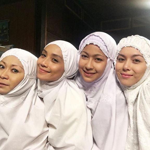 Pak Samad, Buntat, Nadia & drama 7 Hari Mencintaiku | Arnamee blogspot