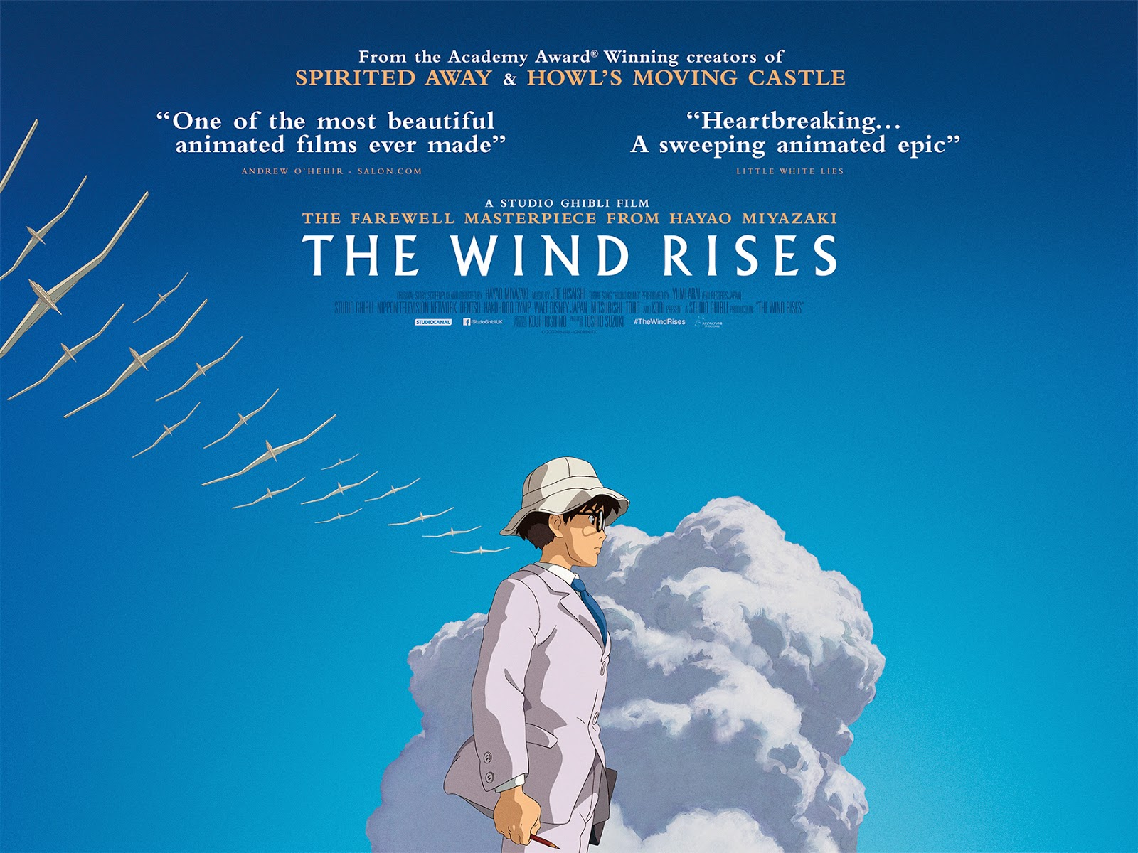 The Agitation Of The Mind The Wind Rises