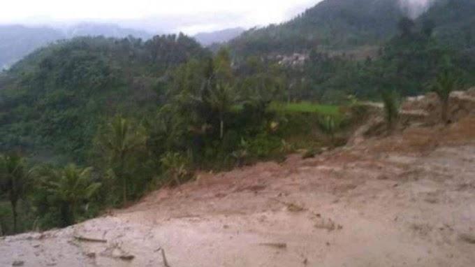 Kembali, Bencana Mengawali Tahun Baru di Negara Indonesia