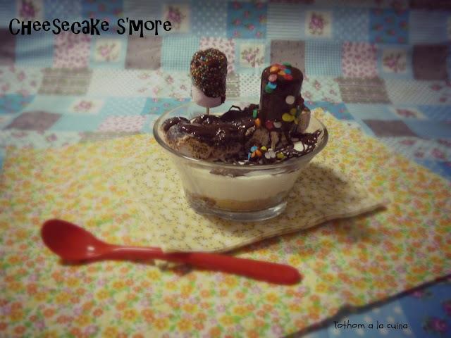 Cheesecake-Smore
