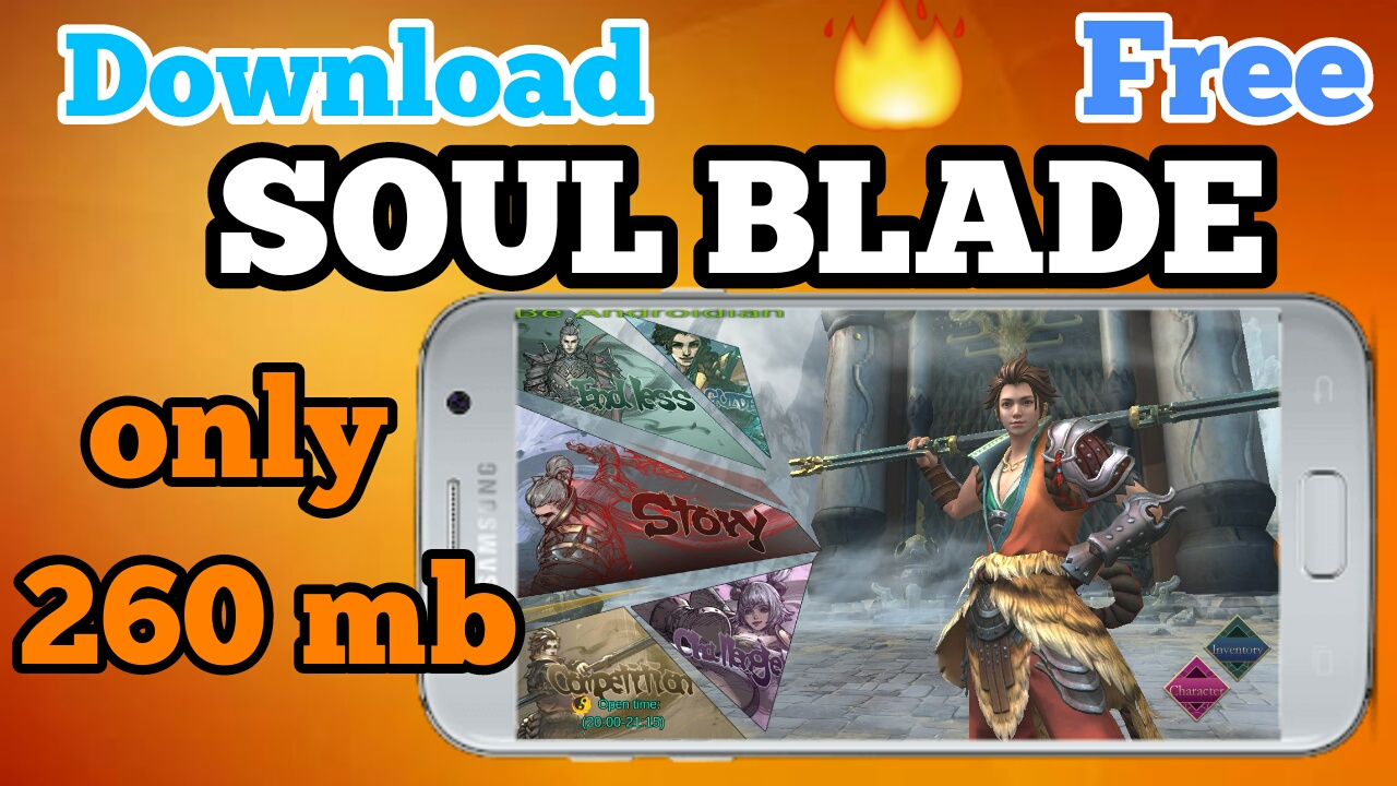 soul blade download