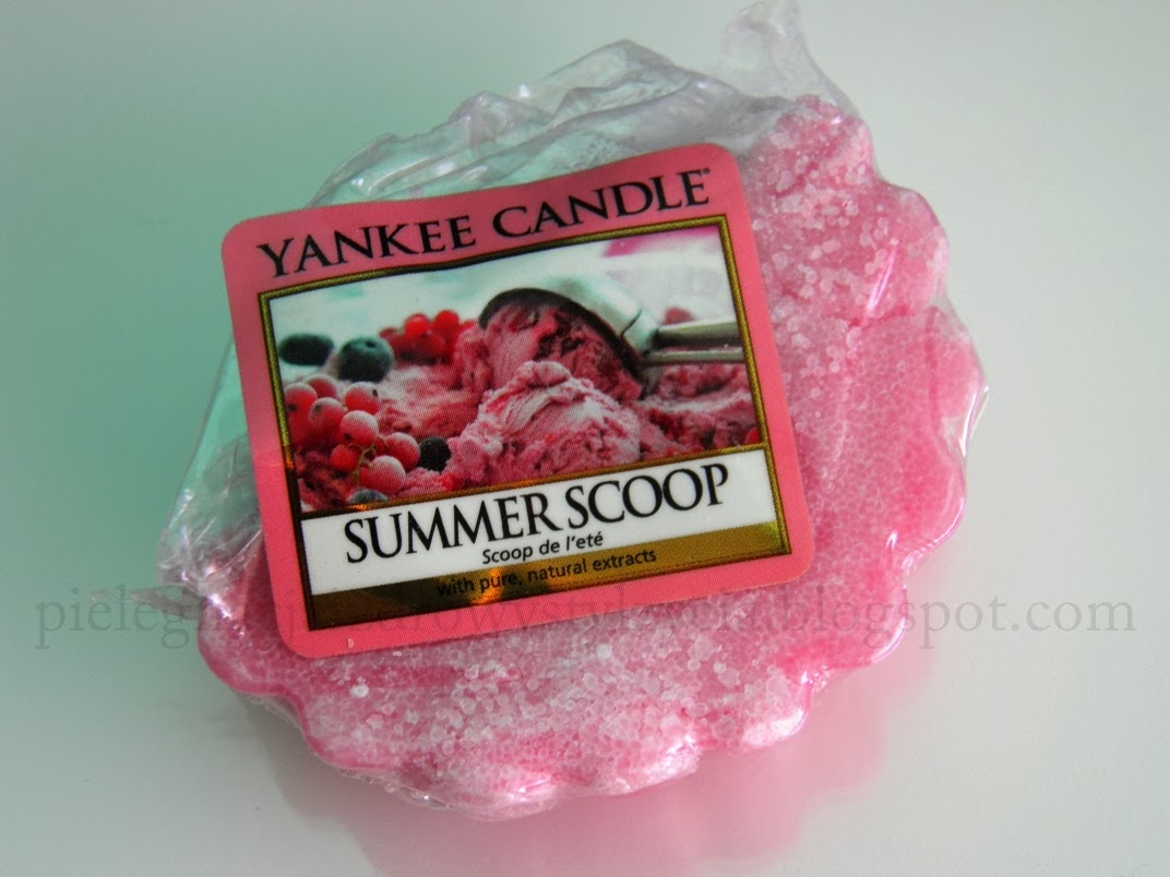 Yankee Candle - Summer Scoop i Pineapple Cilantro